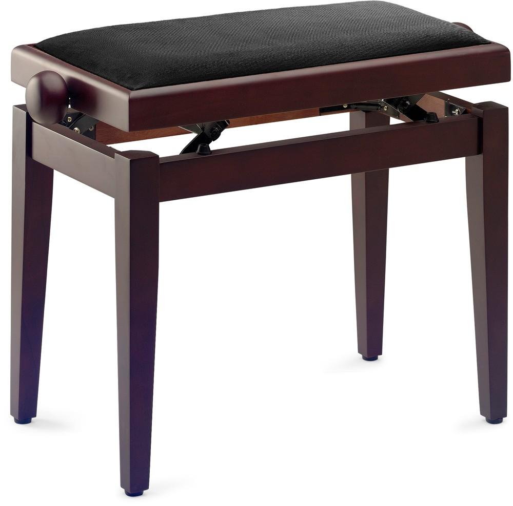 Stagg PB05 RWM VBK, stolička ke klavíru - Stolička ke klavíru výsuvná