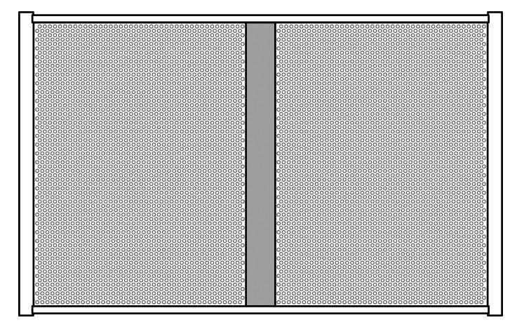 Stagg DIS-P2H SL - použito (25015414) - 2 ks prodejního panelu